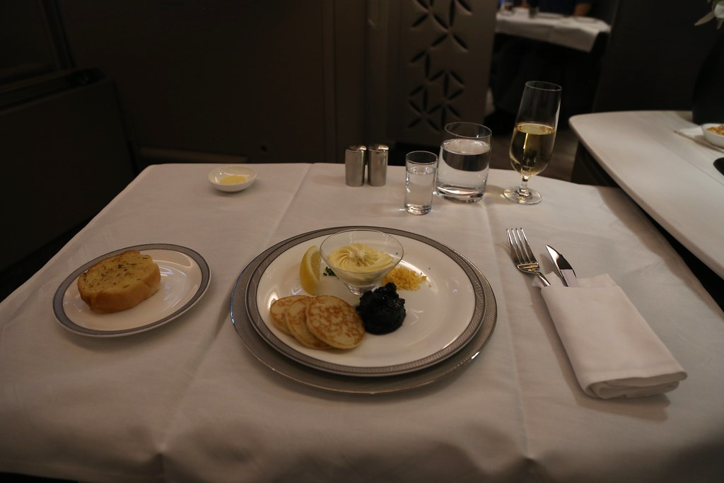 Singapore Airlines First Class Suites 73