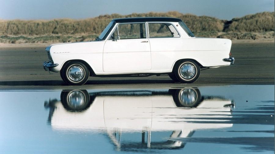 Opel-Kadett 1962