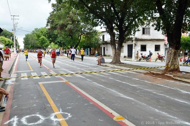 Jogos Escolares Muncipais 2018 (Atletismo)