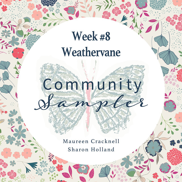 Community Sampler Week No. 8 -- Weathervane