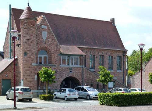Bléharies Place Albert 1er