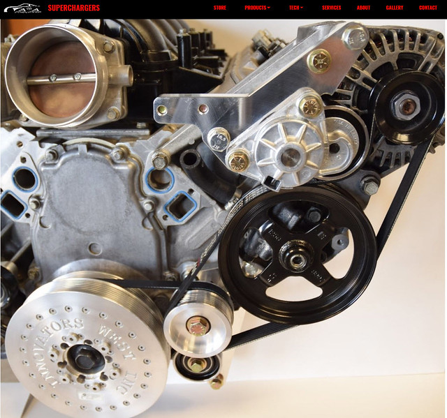 Ls1 Corvette Procharger Kit: FS (For Sale) NEW ECS 2200X Supercharger Kit For Sale