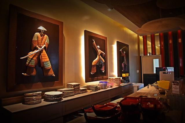 Bai Hotel Cebu - Ume - Interior Samurai