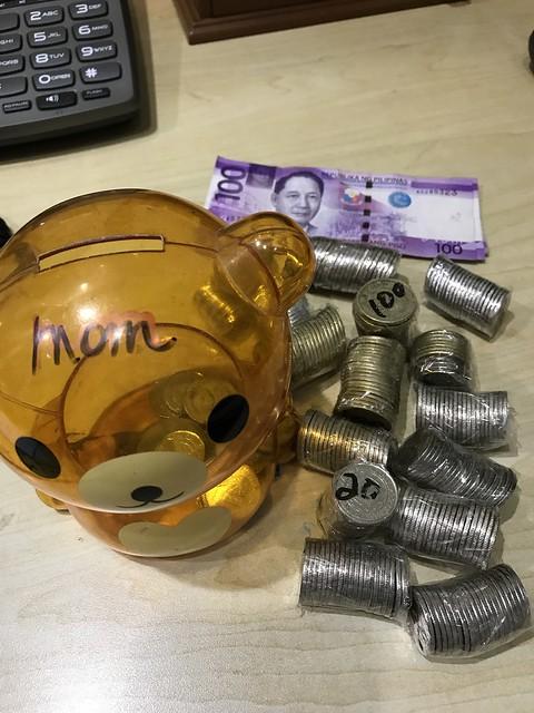 alkansya,  coins