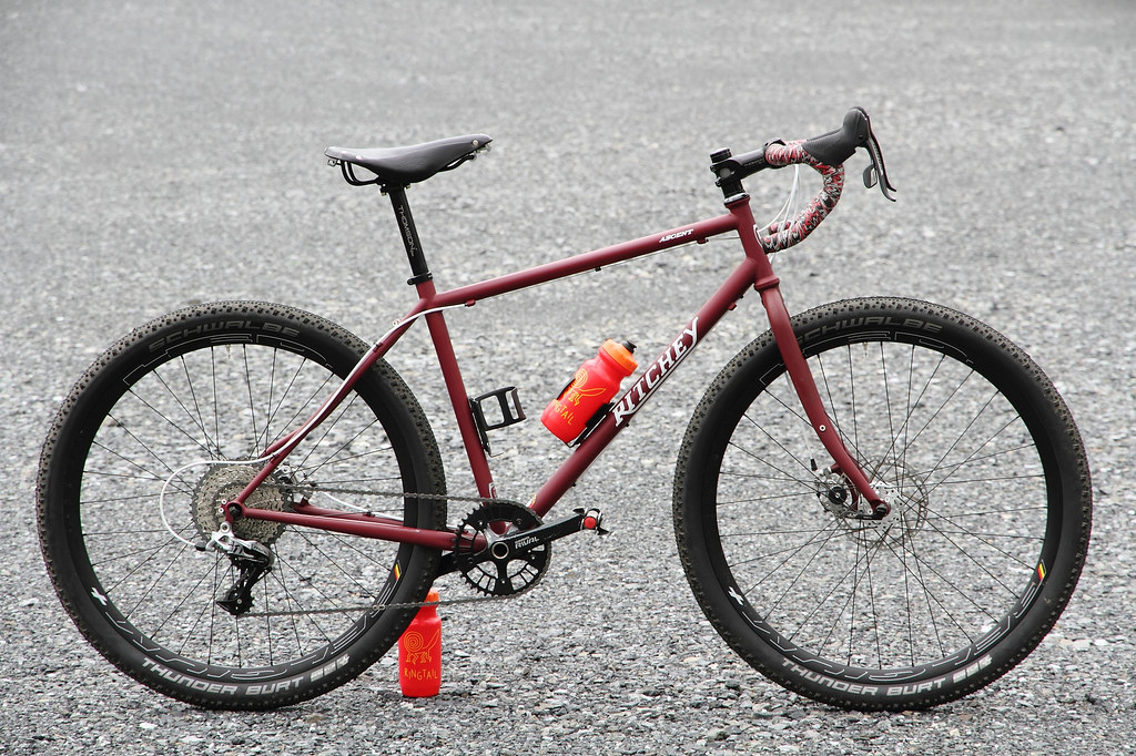*RITCHEY* ascent (M)
