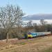 47715 approaching Burton Constable loop