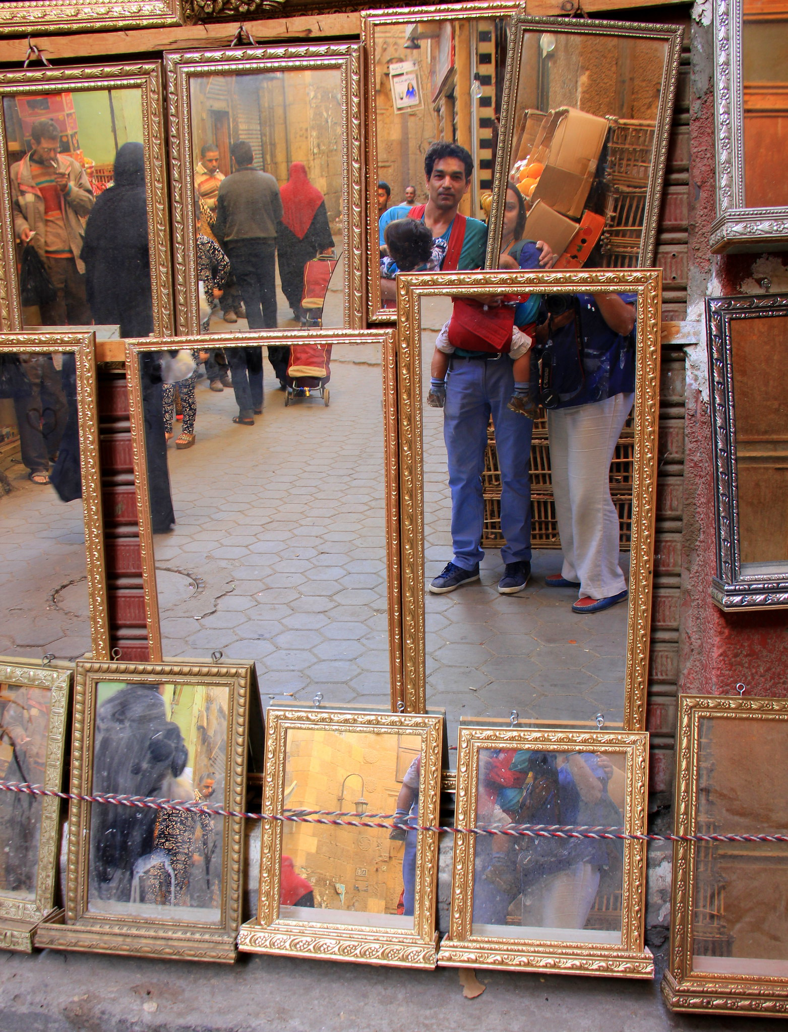 Old cairo photo walk