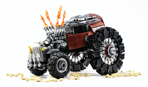Apocalyptic Roadster.