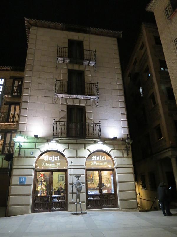 Hotel «Alfonso VI»IMG_3172