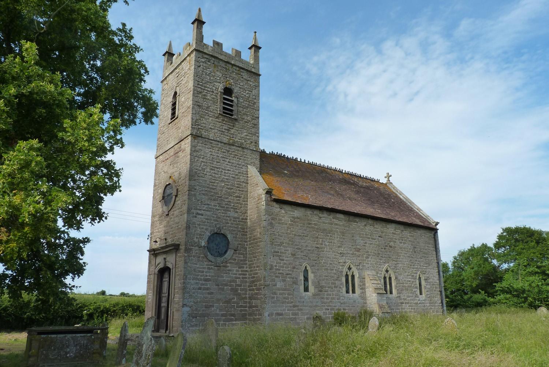 PRESTON WYNNE, Holy Trinity Church