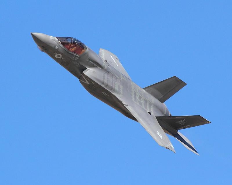IMG_2962 F-35B Lightning II, MCAS Yuma Air Show
