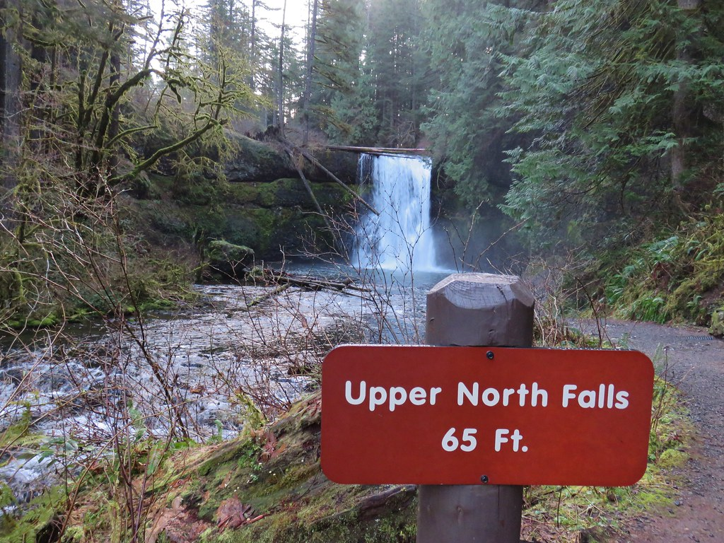 Upper North Falls