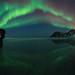 Northern lights lightpainter