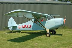 G-MRED Elmwood Aviation Christavia CA-05 (PFA 185-12935)  Popham 080608