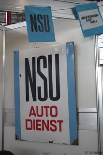 NSU - Retro Classics Stuttgart 2017