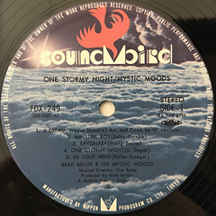 MYSTIC MOODS:ONE STORMY NIGHT(LABEL SIDE-A)
