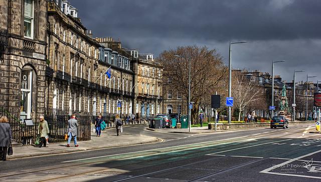 Edinburgh 14 April 2018