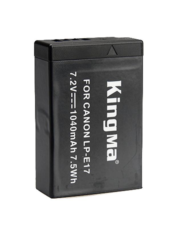kingma canon lp-e17 camera battery EOS M3 M5 M6 77D 200D 750D 760D 800D