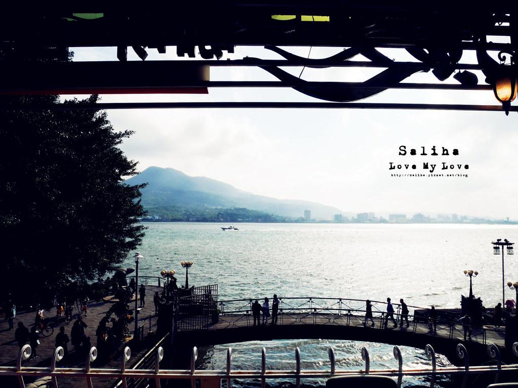 淡水老街景觀餐廳Pescador Cafe 漁夫先生 (28)