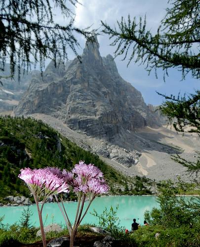 Lago del Sorapiss