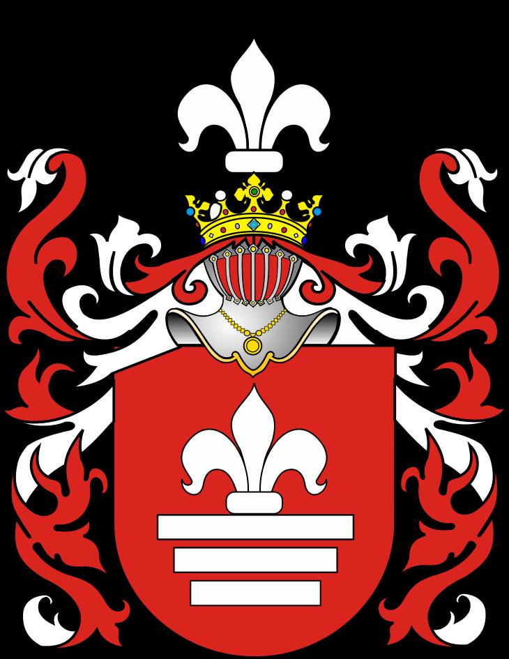 Roch III heraldic arms