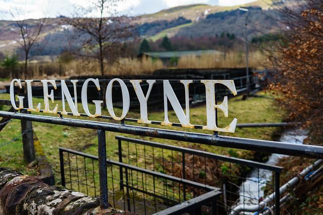 Glengoyne distillery, Highlands