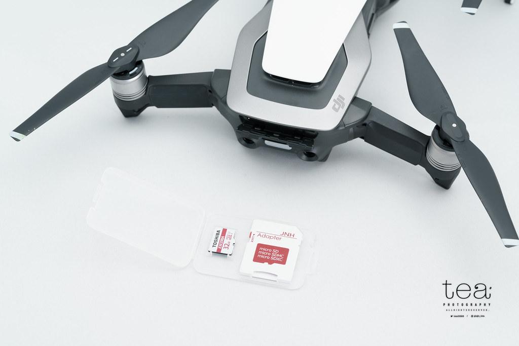 DJI Mavic Airに対応したSDカード