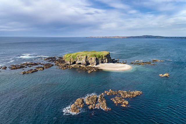 """""""Glashedy Island"""" - Donegal's Desert Oasis"""