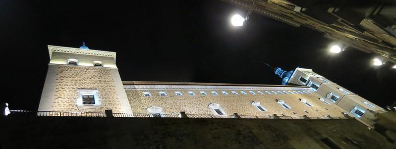 Alcázar de Toledo Oeste IMG_3164 Panorama