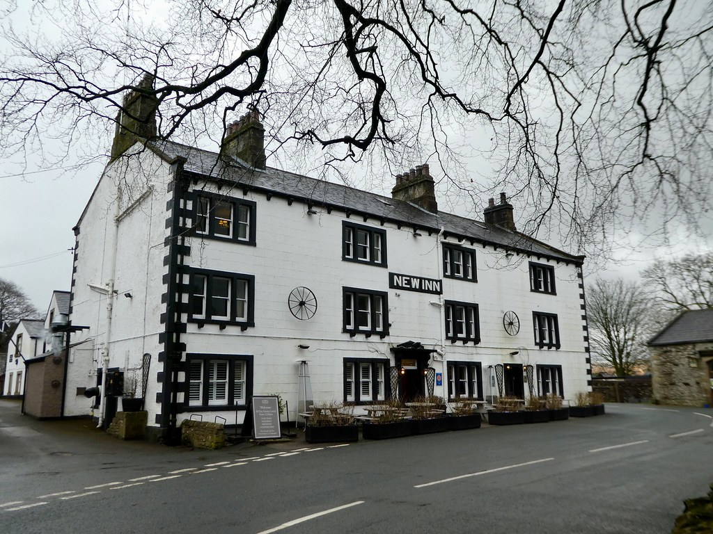 The New Inn, Clapham