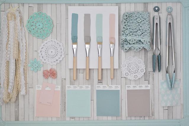 Torie Jayne Design Colour Board