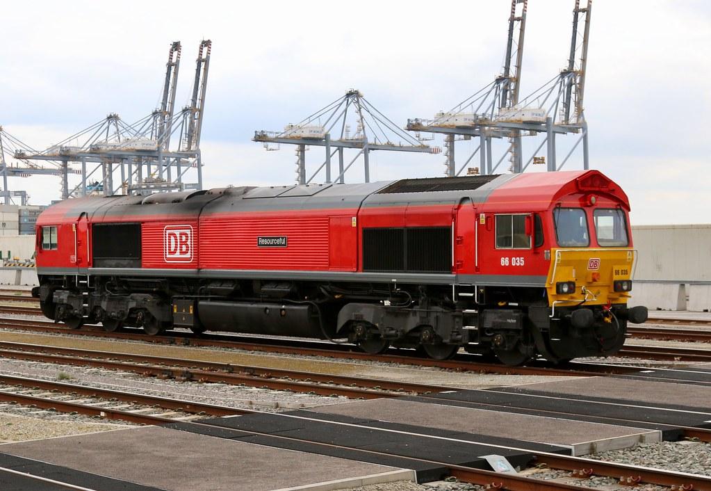 66035, London International Gateway