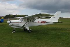 G-ARNP Beagle A109 (B 503) Popham 030510