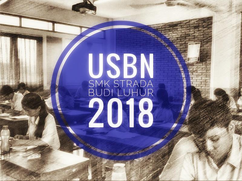 Pelaksanaan USBN TA 2017/2018