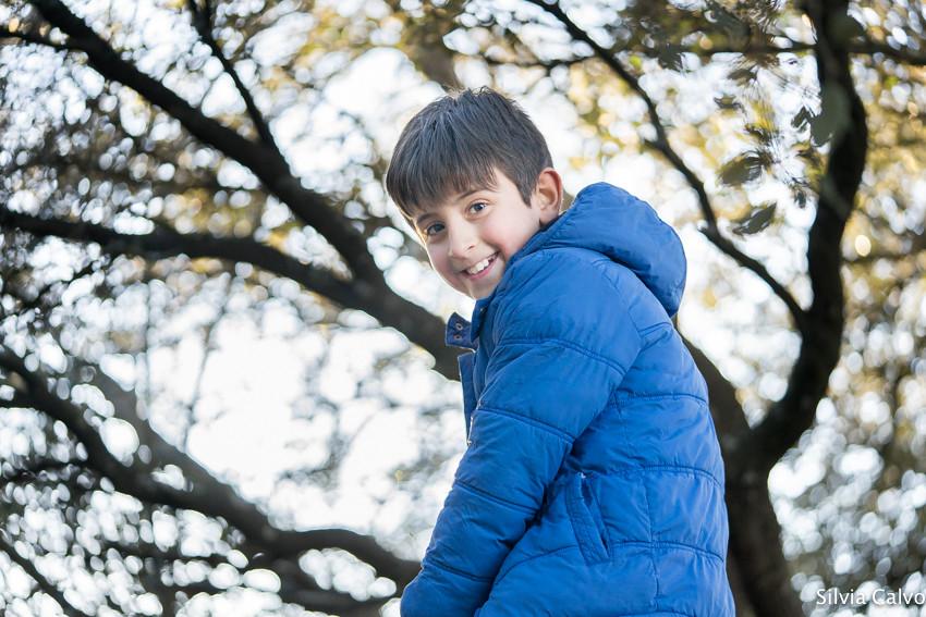 El chico del árbol