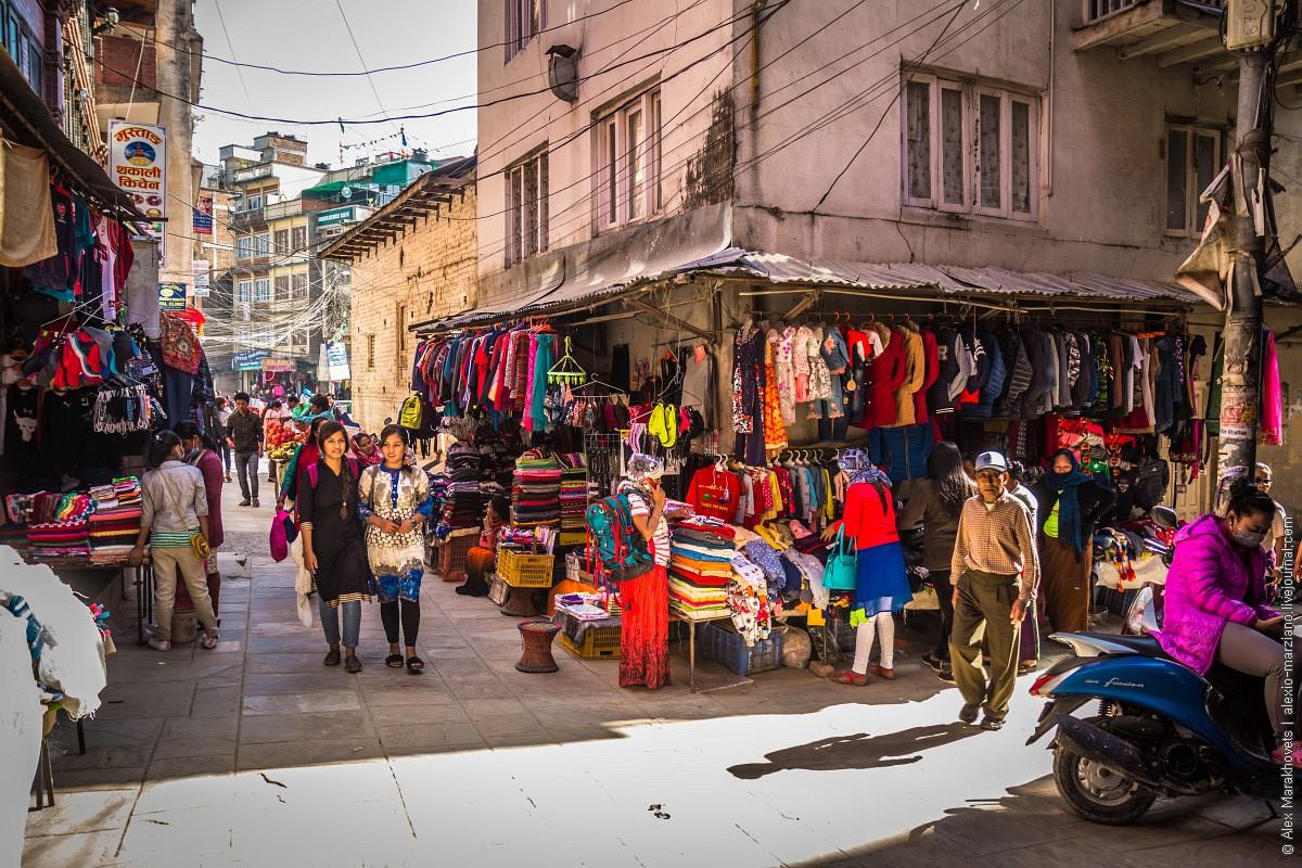 Непал, Катманду, Боднатх