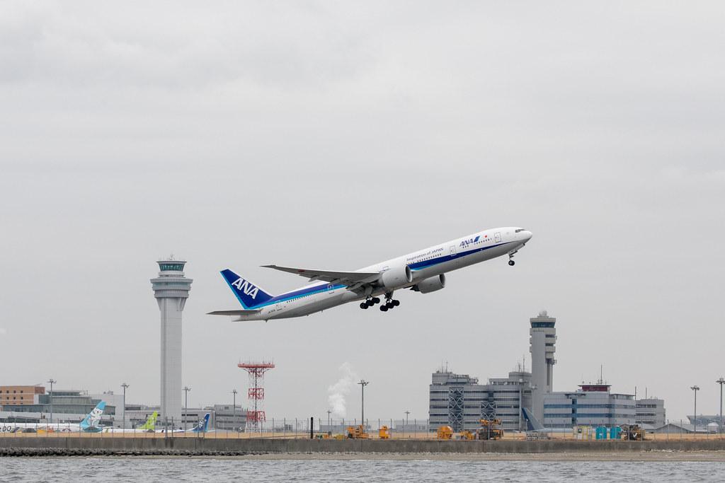 羽田空港沖撮影会 with 井上 浩輝 先生