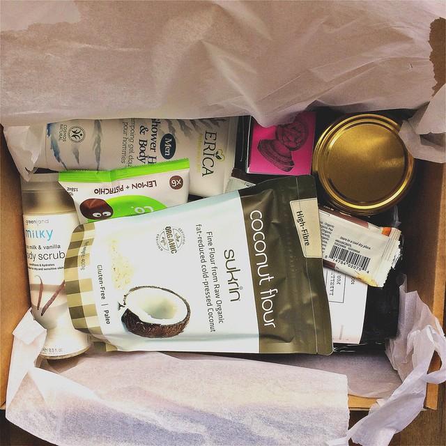 Unboxing: de Healthbox van maart 2018
