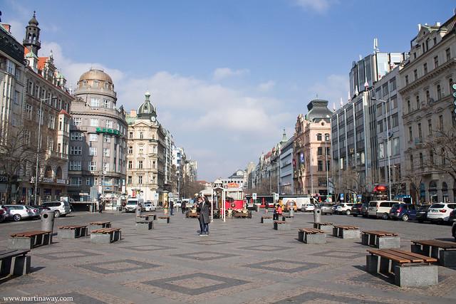 Piazza San Venceslao
