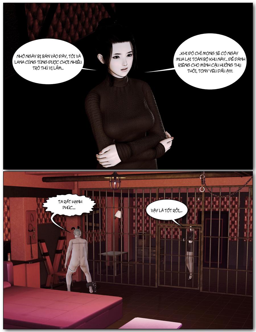 HentaiVN.net - Ảnh 3 - ANNA VÀ JOHN - Chap cuối