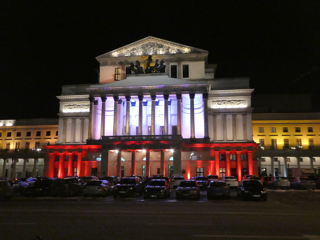 Polish National Opera, Warsaw