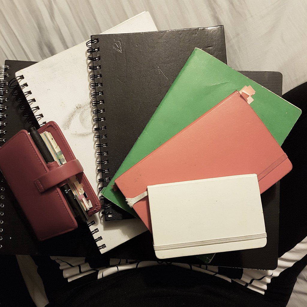 Sketchbooks & Notebooks