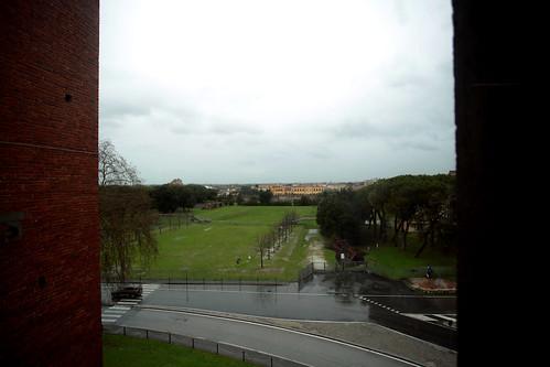 """panorama dal Fortilizio """"La Cittadella"""""""