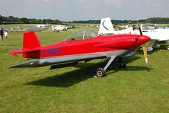 G-RMIT Vans RV-4 (PFA 181-12207) Popham 080608