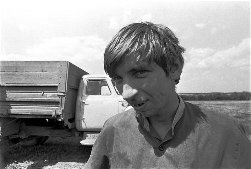 Владимир Жаров. Позирующие.