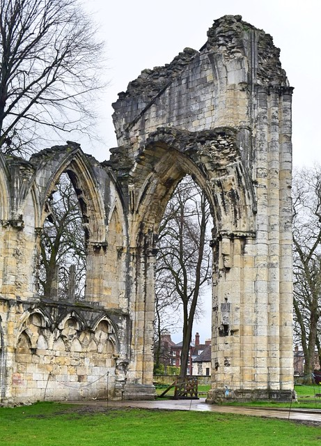 York ruins
