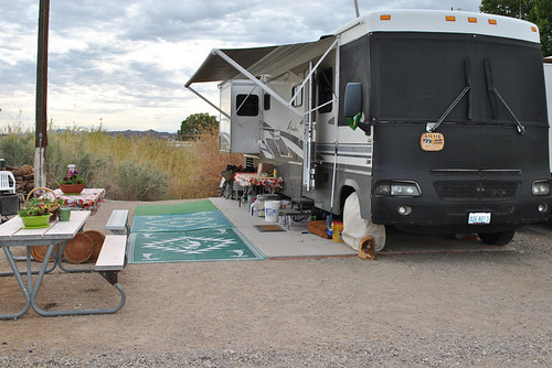 RV Sites - Lake Martinez