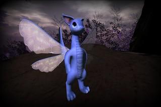 Titans - Dragonfae Bento Avatar