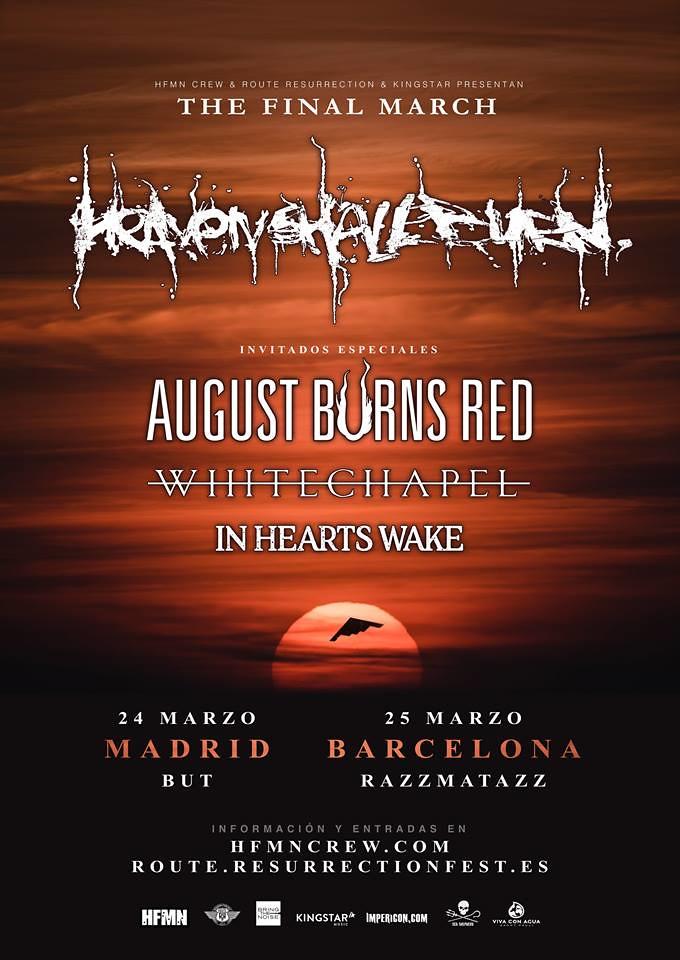 heaven shall burn