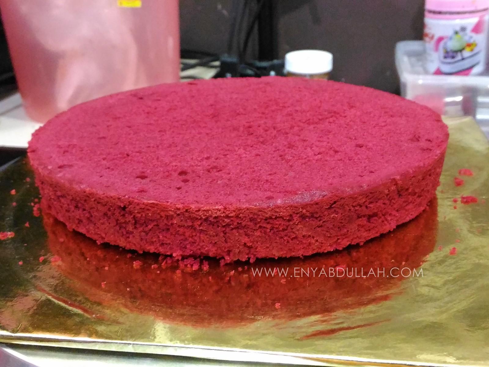 trim kek, cara trim kek